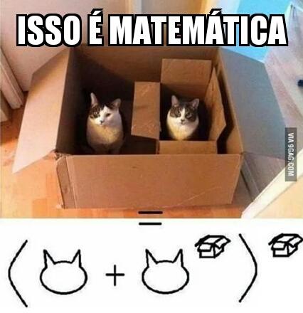 Matematica - meme