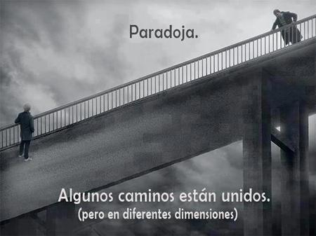 Paradojas. - meme