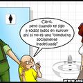 Conducta socialmente inadecuada