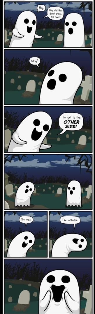 Halloween humor month - meme