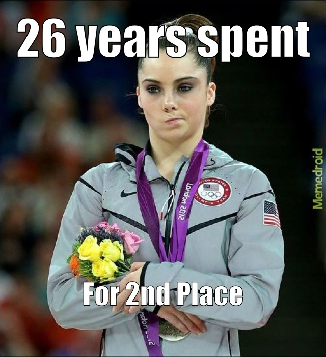 Mckayla Is Not Impressed - meme