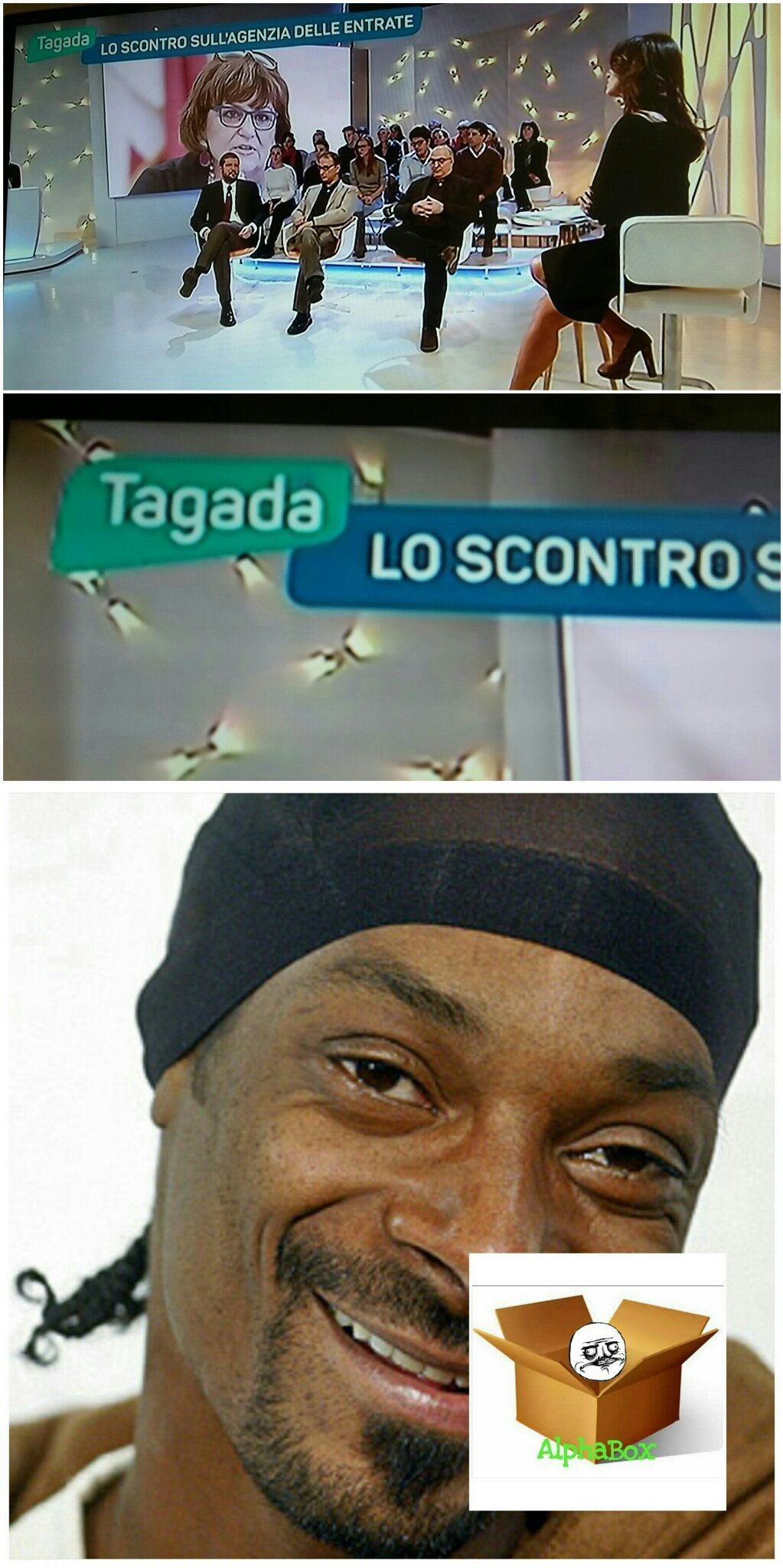 Tagadagadá - meme