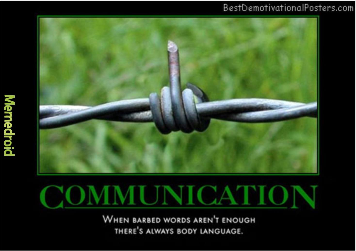 communication - meme