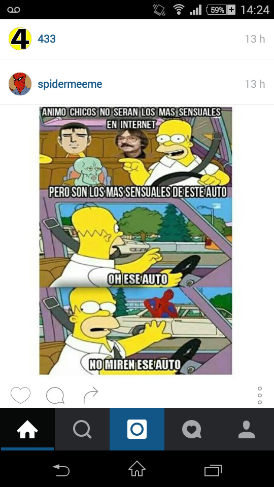 Spidy - meme