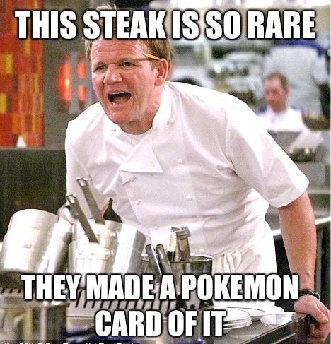 oh Gordon! - meme