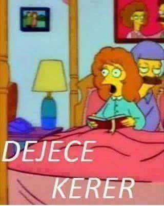 Ese Ned Flanders es todo un loquillo e.e - meme