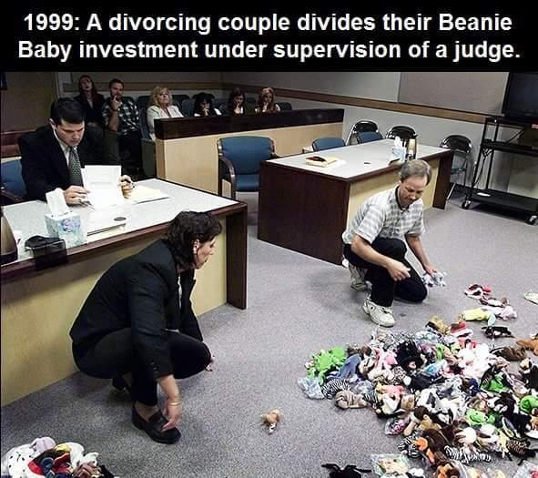 I love Beanie Babies! - meme