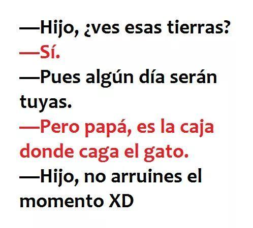 Herencia - meme