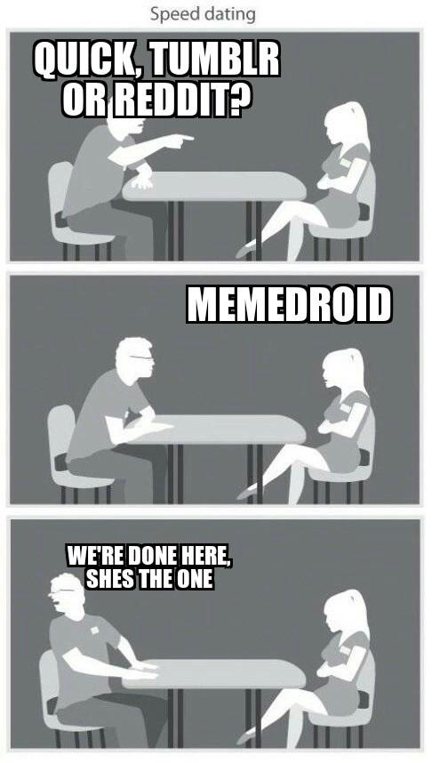 Memedroid ftw