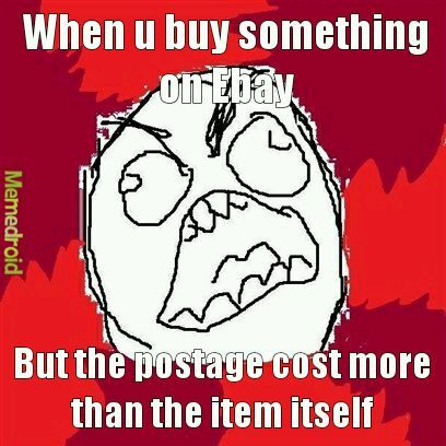 Fourth comment pays my postage!!! - meme