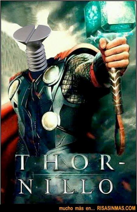 Thor-nillo - meme