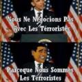 Obama et ses secret.