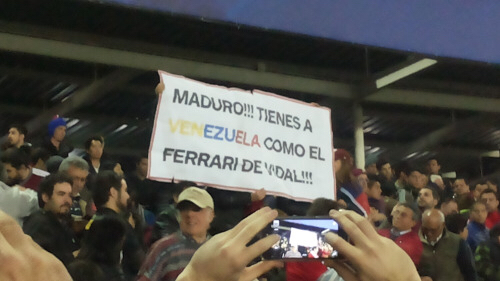 Vidal y maduro - meme