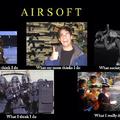 Airsoft stuff