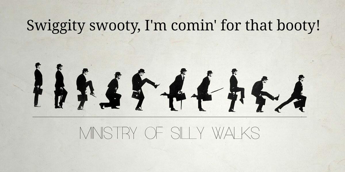 SWIGGITY SWOOTY - meme