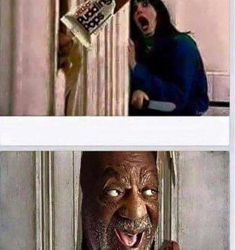 Here's... Cosby!!!! - meme