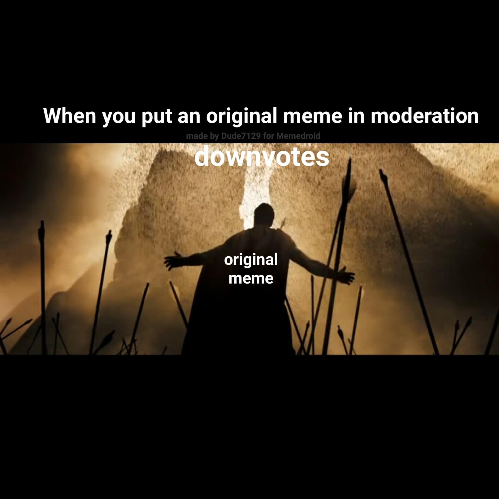 R.i.p my meme
