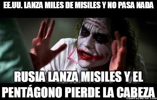 Se han dicho ya misiles de veces - meme