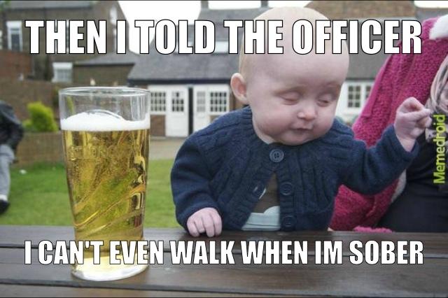 Drunk Baby - meme