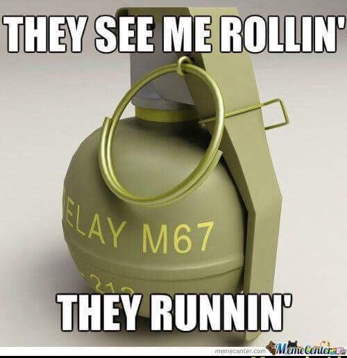 grenades - meme