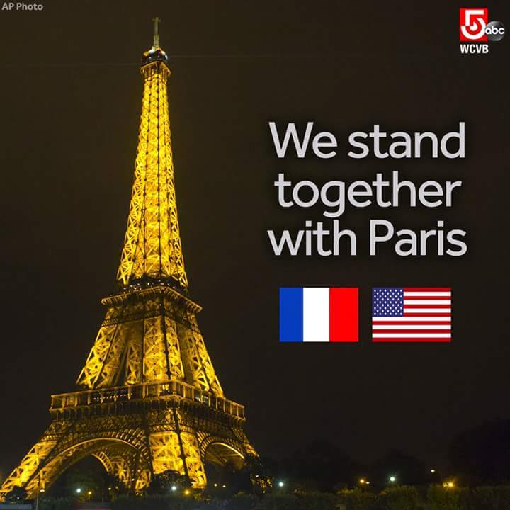 Pray for Paris - meme