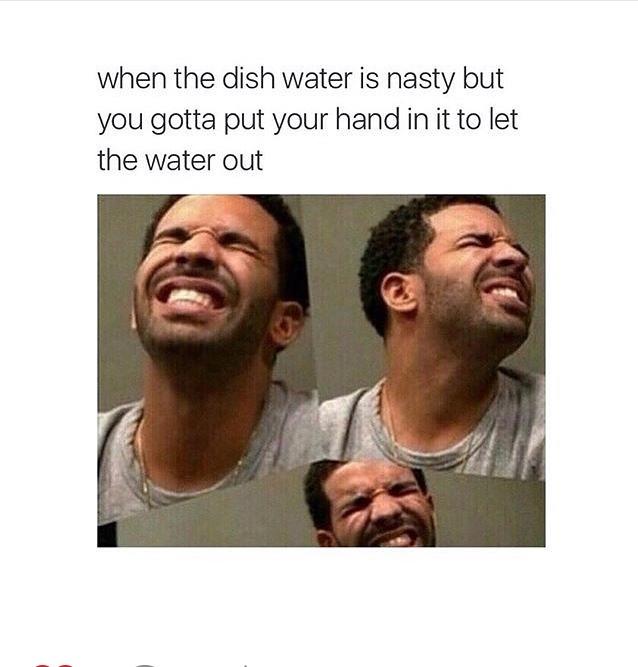 God damn drake - meme
