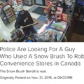 Lol oh my only in Canada