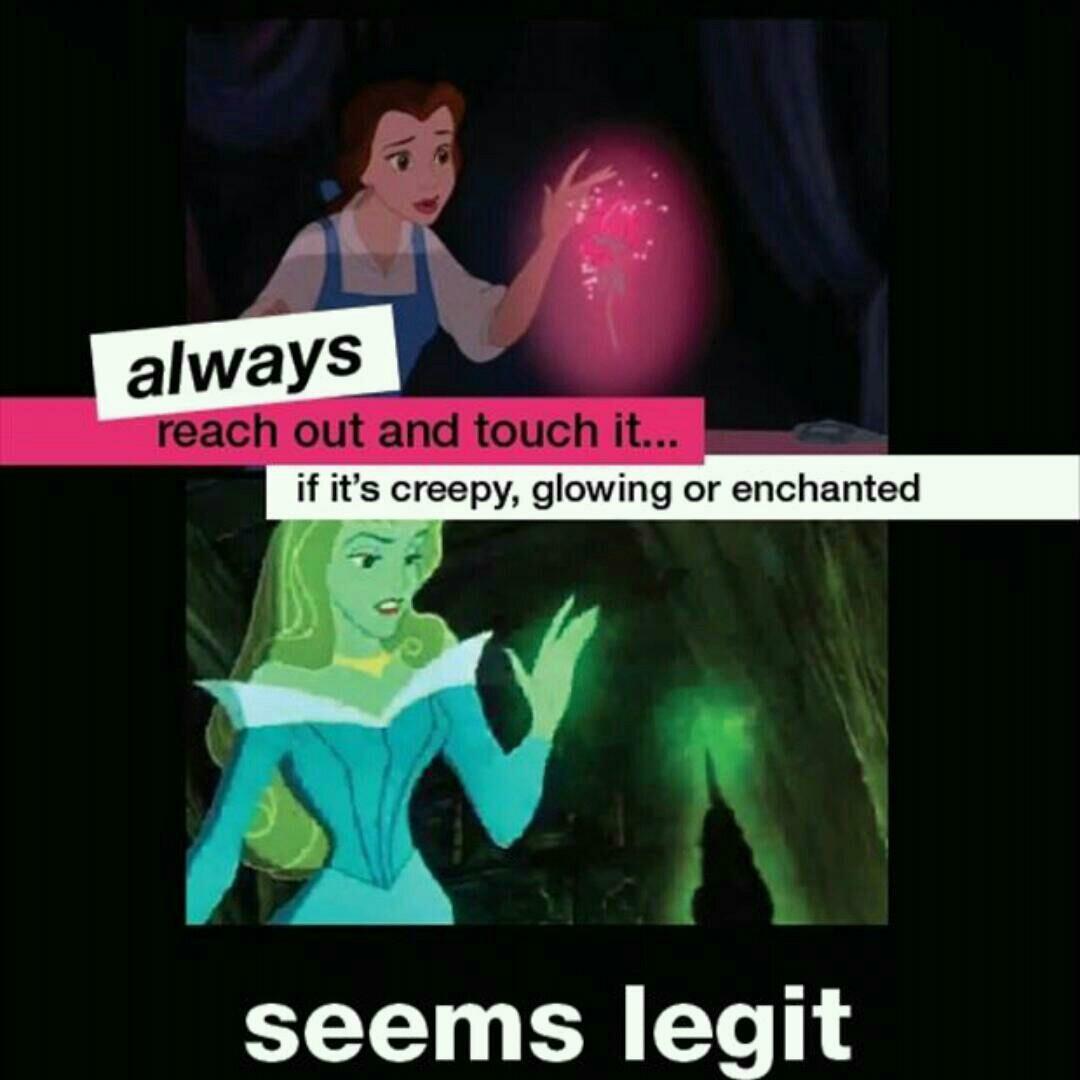 Glow - meme