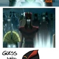 I just noticed something or someone from Avatar