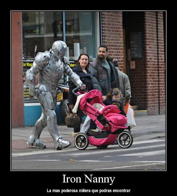 Iron Nanny - meme