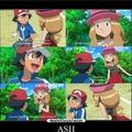 Ese ash es todo un loquillo