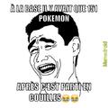 Ahhhhhh!!!!!! Pokémon
