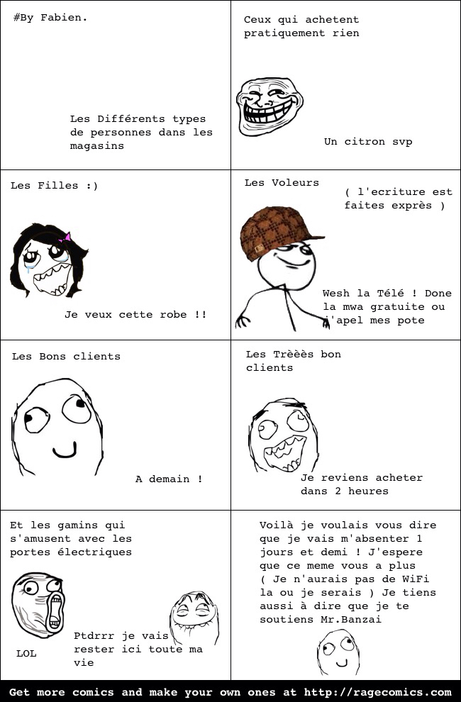 Fais maison :) - meme