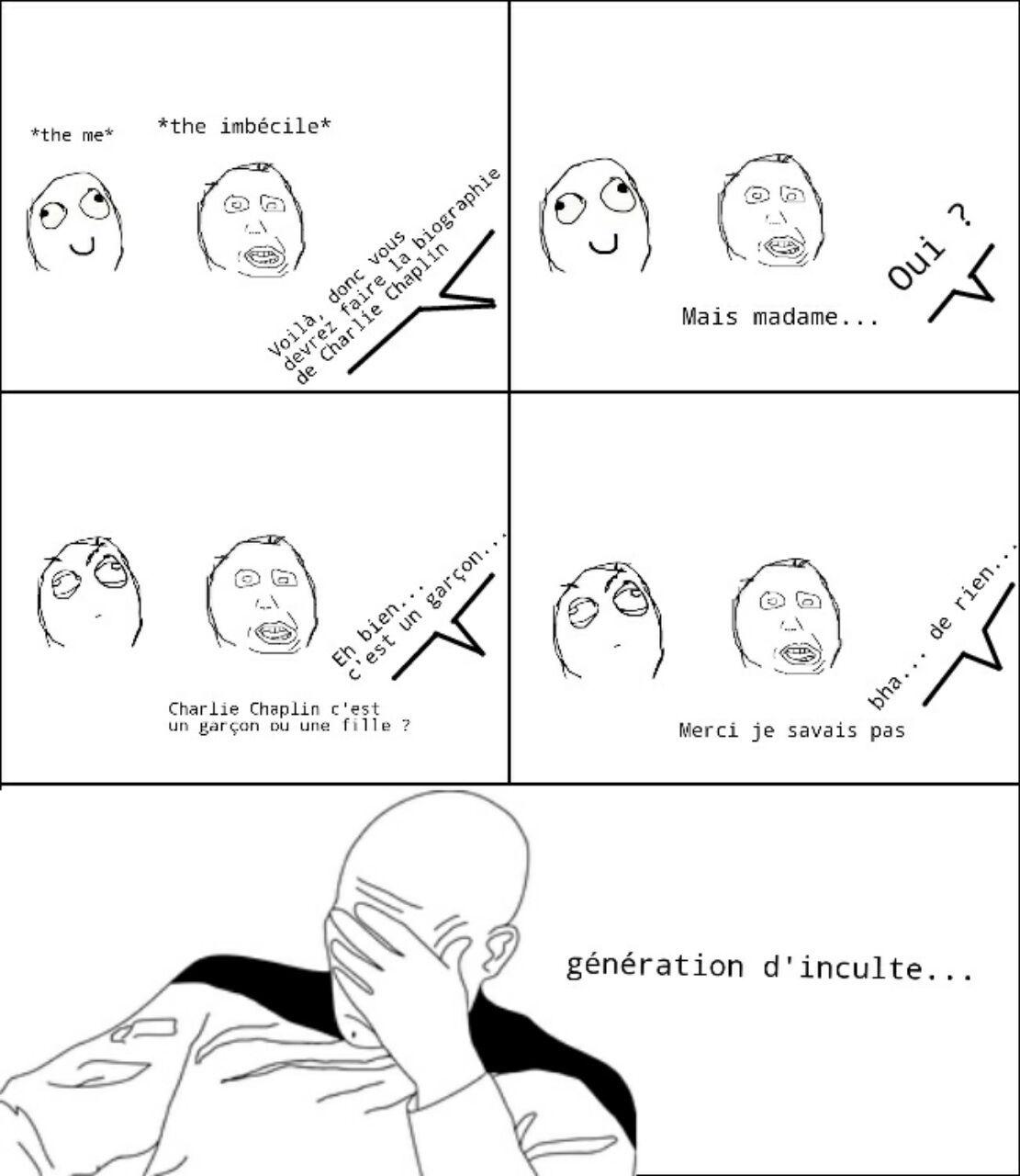 Ho mon dieu (True story) - meme