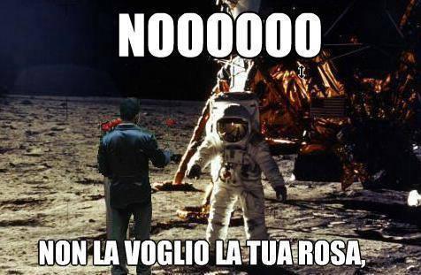 La rosa nooo - meme