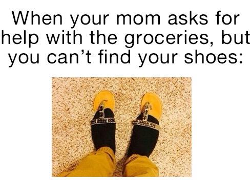 Give me a sec - meme