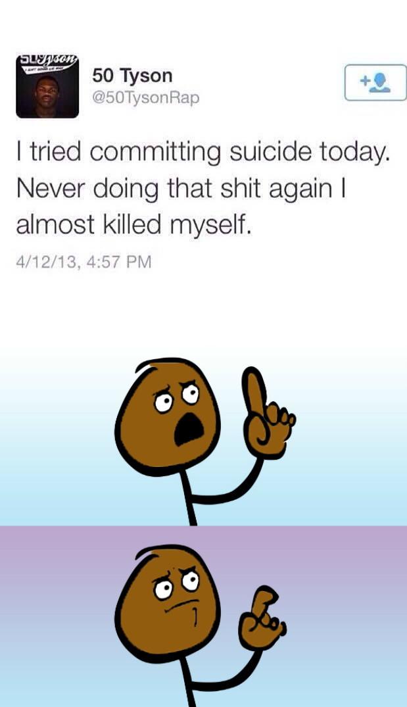 Tyson - meme
