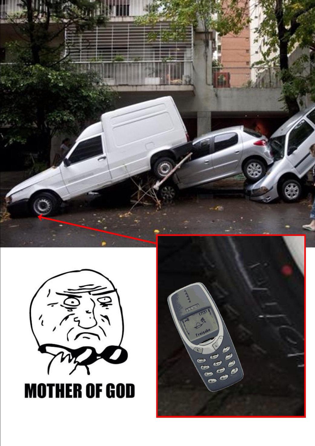 Nokiaccident. - meme