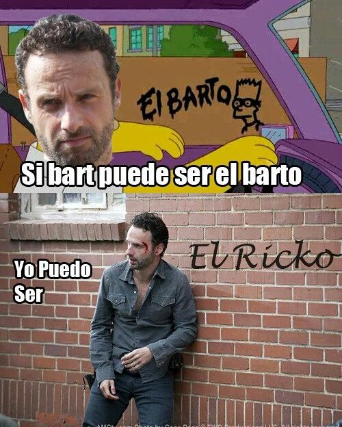 """El ricko"" - meme"