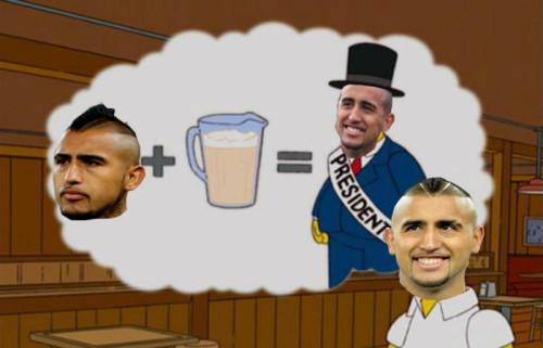 Vidal ql jajajja - meme