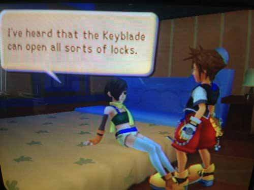 All the locks, eh? - meme