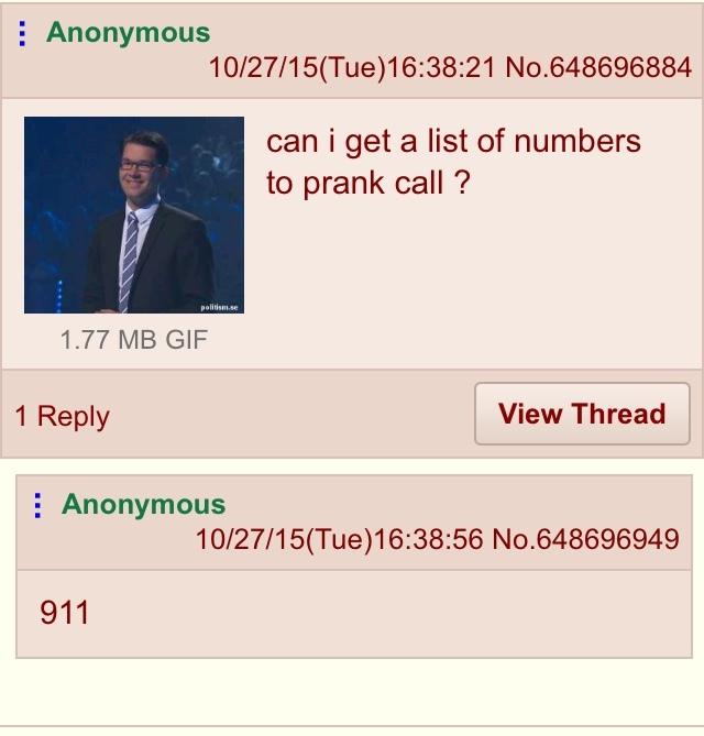 4chan is a horrible place. - meme