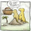 Yay dinosaur dead
