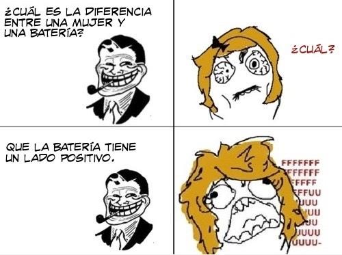 cuál es la diferencia ? - meme