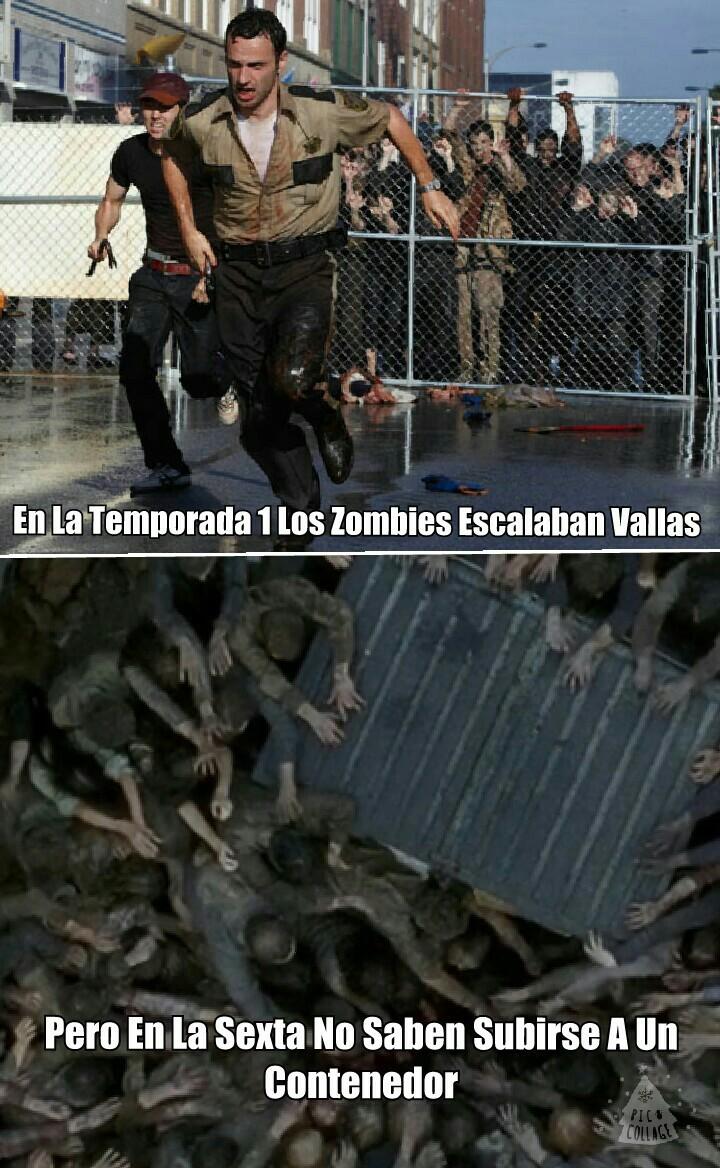 The Walking Dead <3 - meme