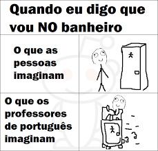Portugues... - meme