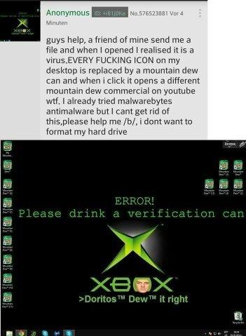 Mountain Dew - meme