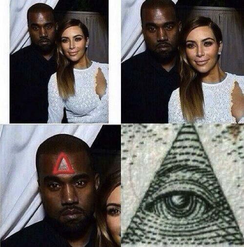 Iluminati detected - meme