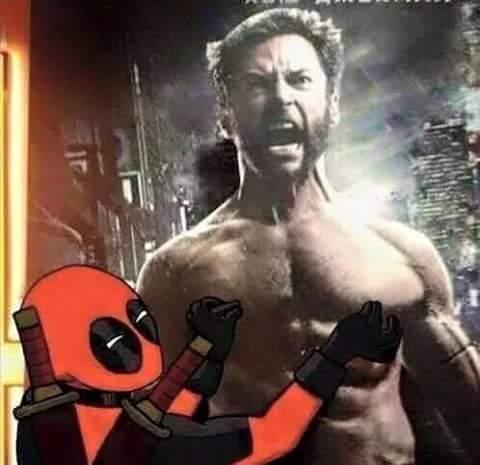 Deadpool a encore frappé... - meme