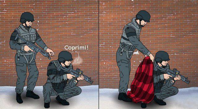 Soldati - meme